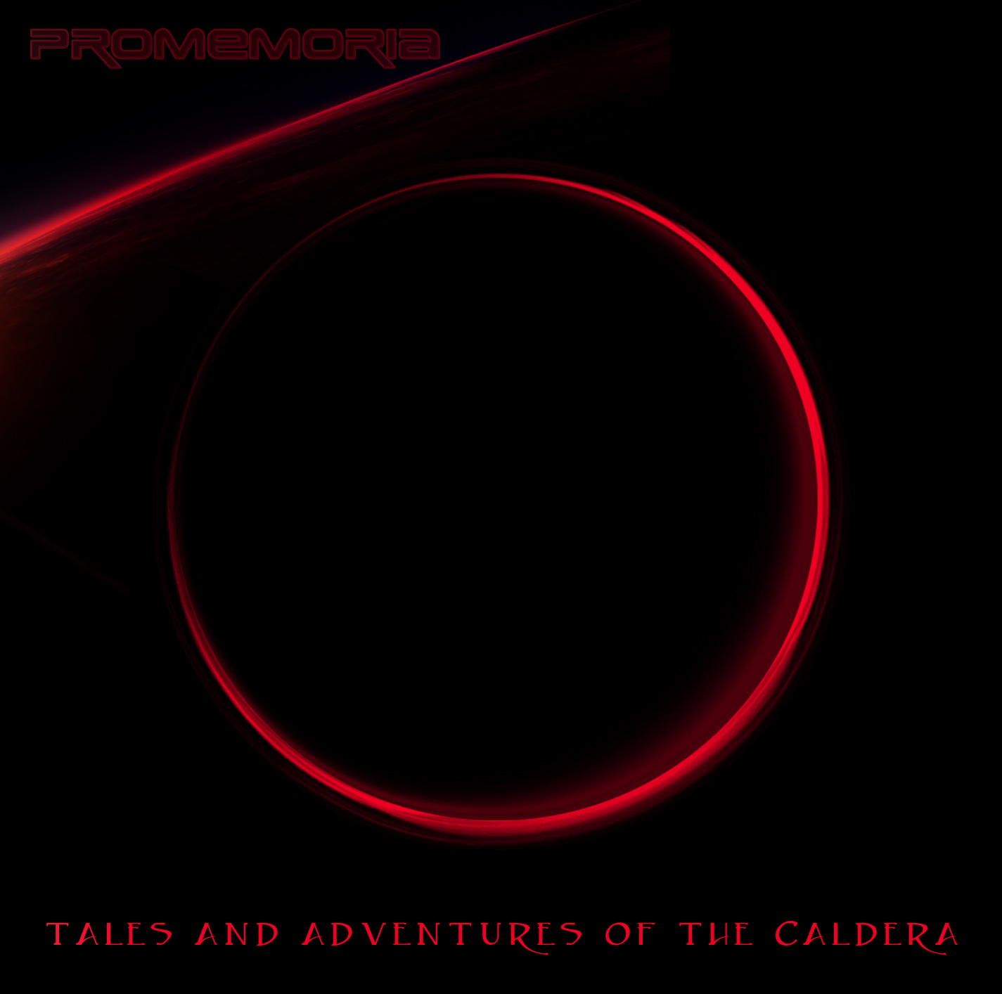 Caldera CD cover